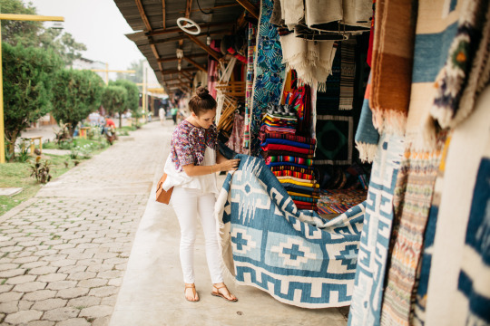 Ara Collective shops Guatemala