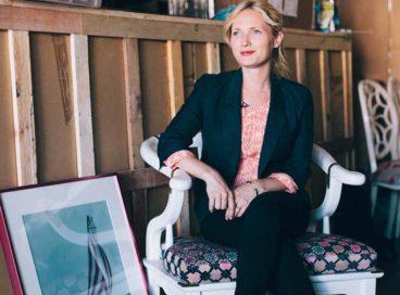 Chairishing HGTV Design Star Emily Henderson