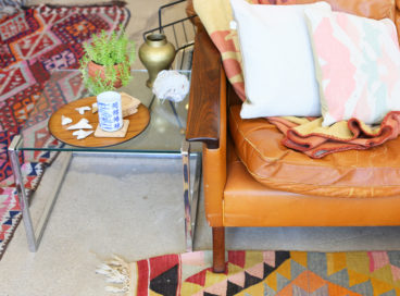 How to Score Killer Kilims at Home & Abroad