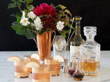 A Festive Cocktail Recipe