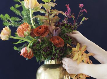 Holiday Floral Arrangements with Willene Design