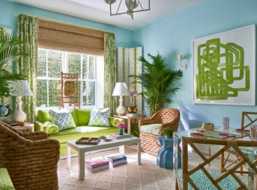 Beachy Chic, The Hampton's Showhouse Way