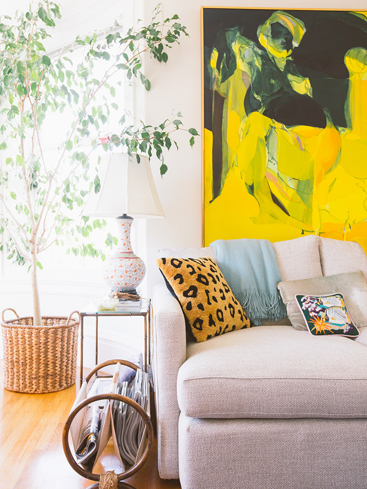 Interior design by Daphne Steinberg