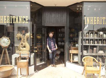 Shopping Vintage at Inheritance
