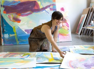 Taking Risks: A Chat With Artist Michelle Armas