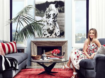 Step Into Jessica Alba's New Vacation Home