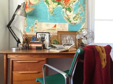 5 Vintage Inspired Offices We Love