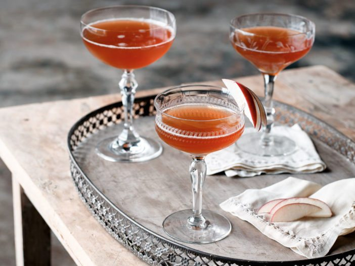 The Perfect Fall Cocktail Recipe