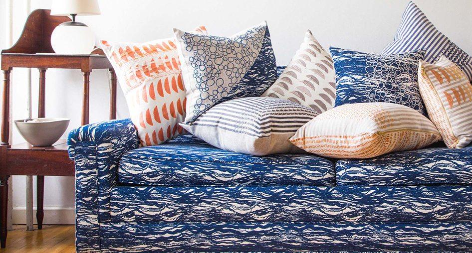 Rebecca Atwood, Brooklyn's Textile Maven