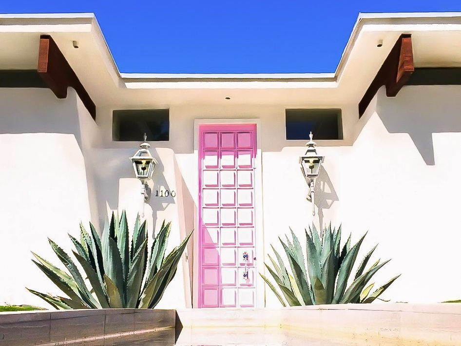 Palm Springs, the Kelly Golightly Way