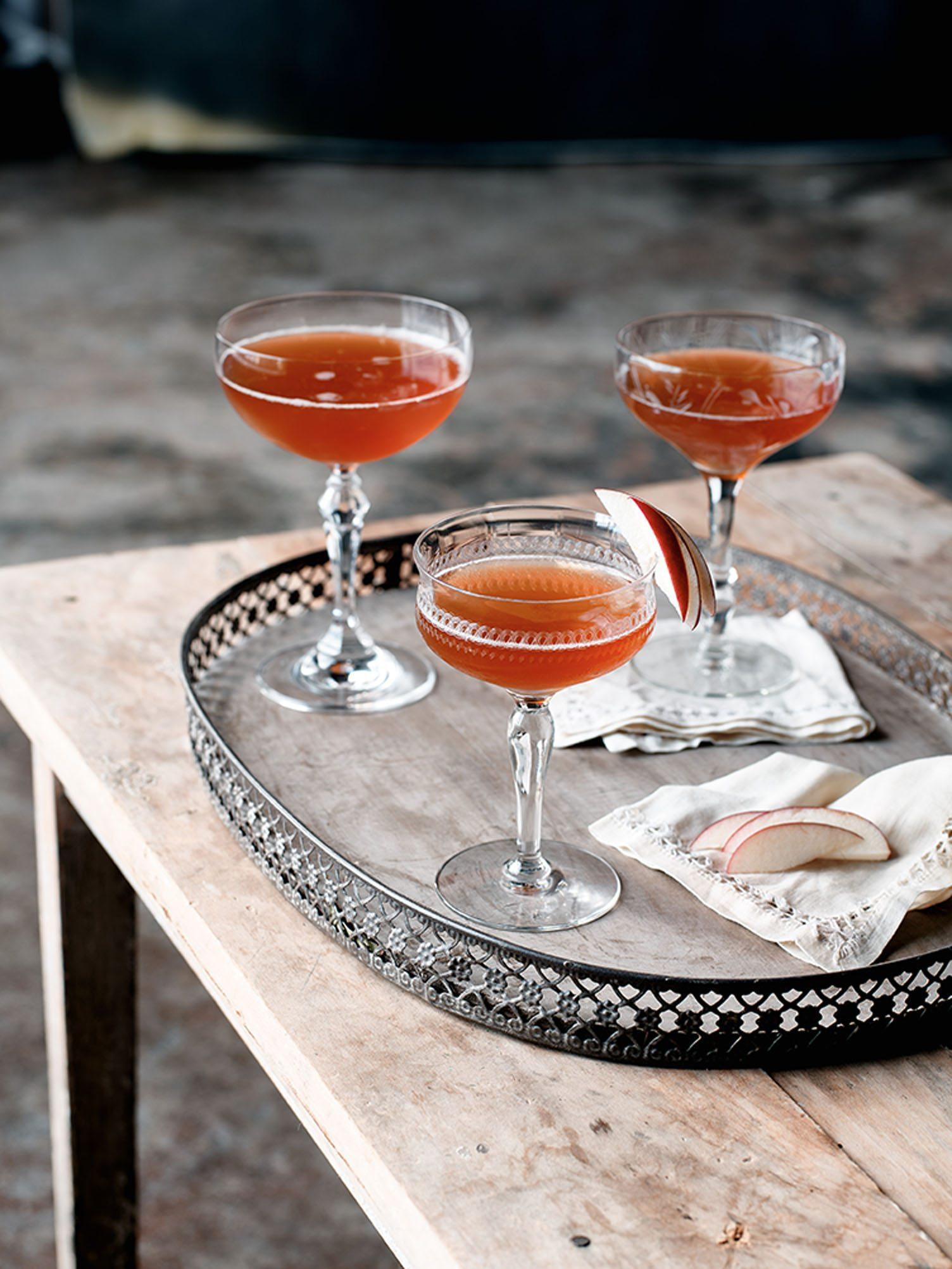 Brian Hart Hoffman's Gramercy Tavern Fall Classic cocktail