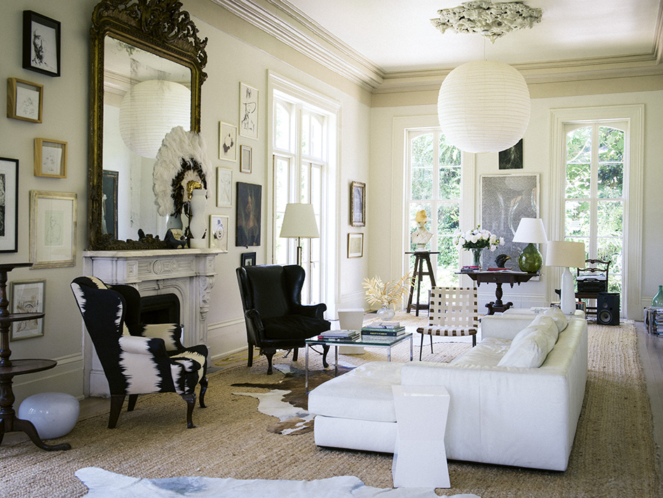 Video Alert! Inside Sara Ruffin Costello's Home
