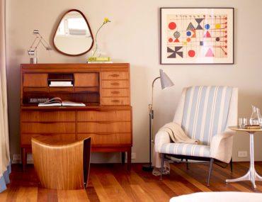 9 Ways to Work a Secretary Desk Into Any Room