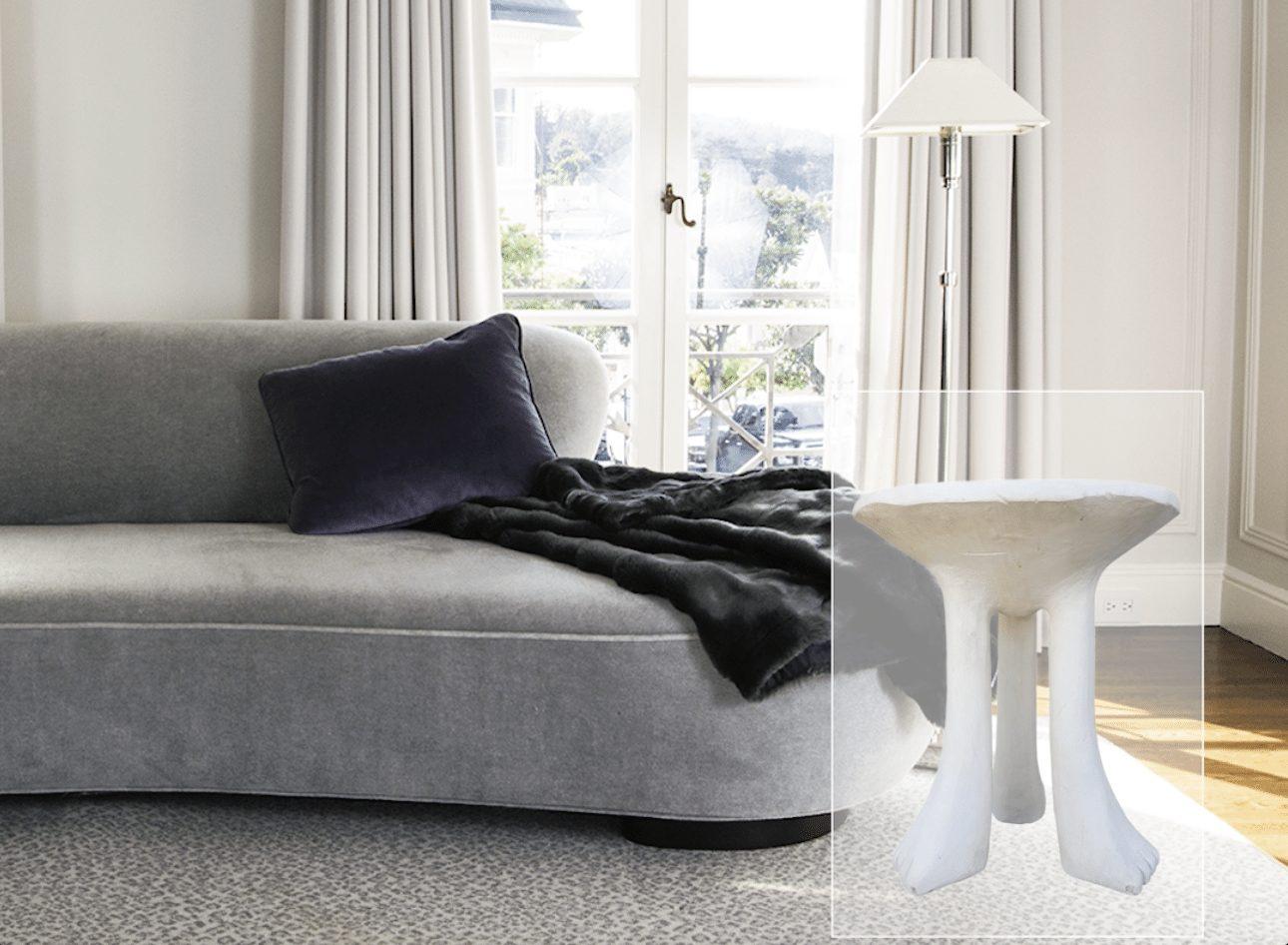 Chairish Interior Design Decorating App.