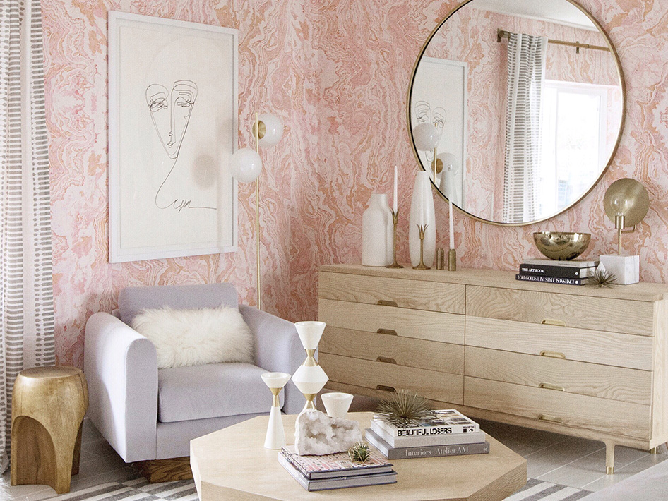 Inside a Stunning Bedroom Makeover