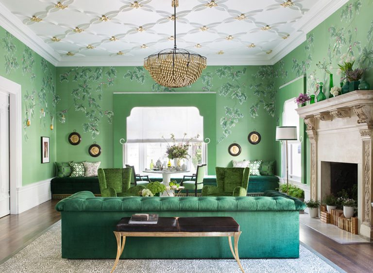 See The Awe-Inspiring Room Designers Are Buzzing About