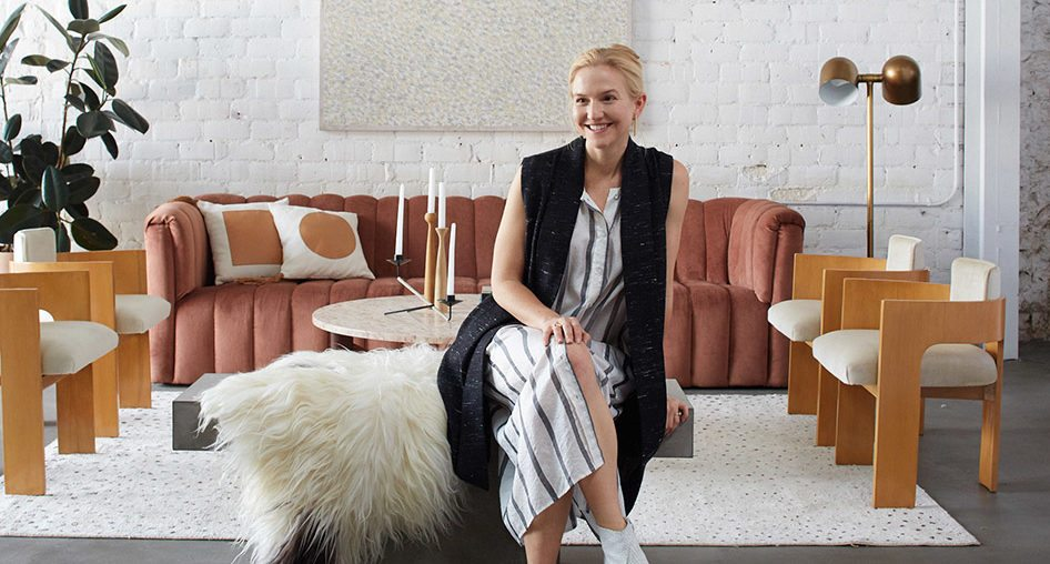 Inside a Blogger's Swoon-Worthy Studio
