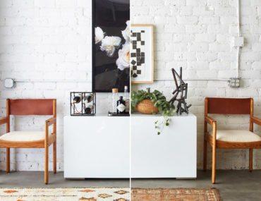 One Surface, Two Stylish Ways!