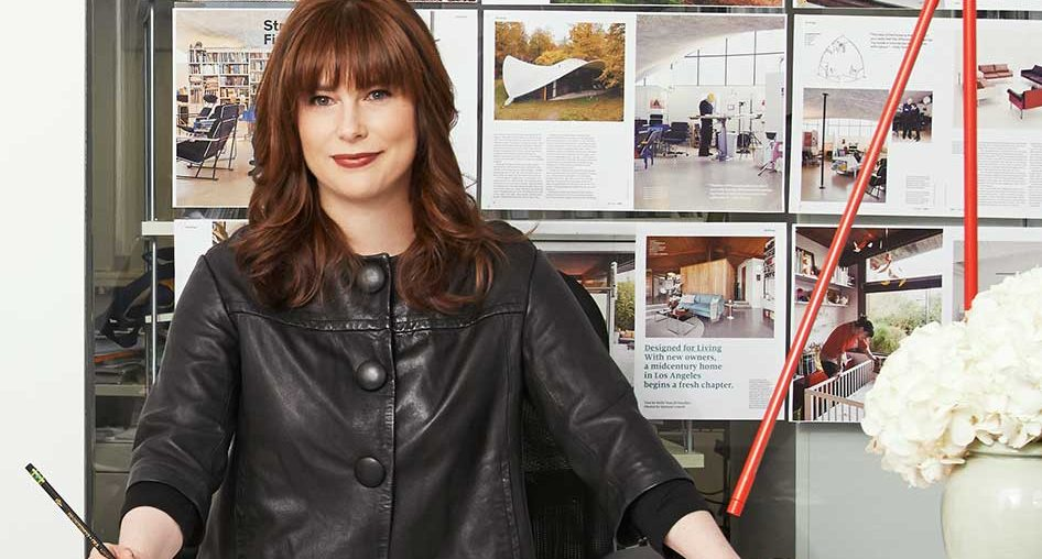 Inside Dwell Magazine's Inspired Offices