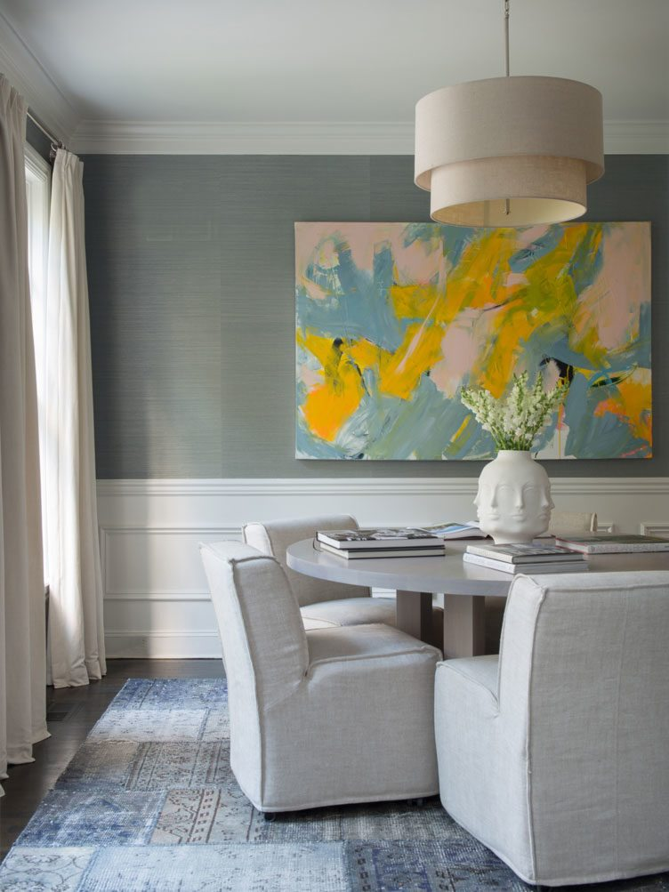How to Use Color and Pattern to Energize Your Space