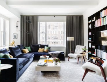 This Chic NYC Apartment Masters Multi-Functional Design