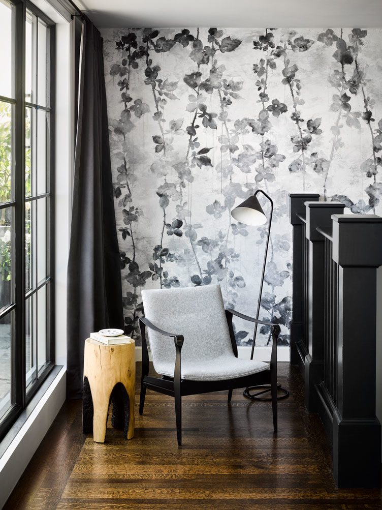 Modern Wallpaper Designs For Living Room: Now Starring: Catherine Kwong