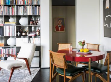 This NYC Home Is Small Space Perfection