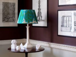 Have You Heard? Pleated Lampshades are Back!