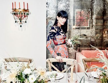 Inside Our Fab Fall Dinner Party with Athena Calderone