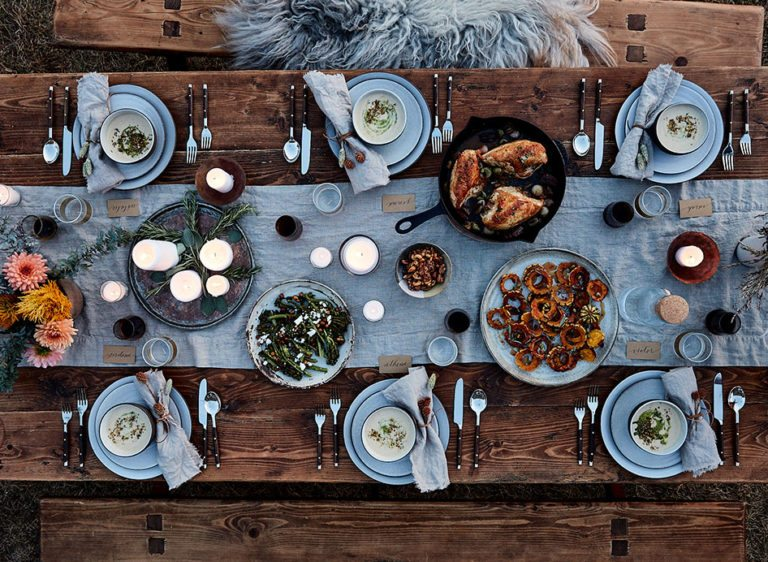This is How to Do Chic (Easy) Entertaining