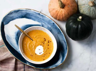 The Only Pumpkin Soup Recipe You Need
