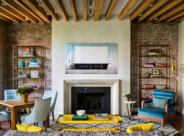 7 Design Tips to Steal From A Vibrant Family Loft