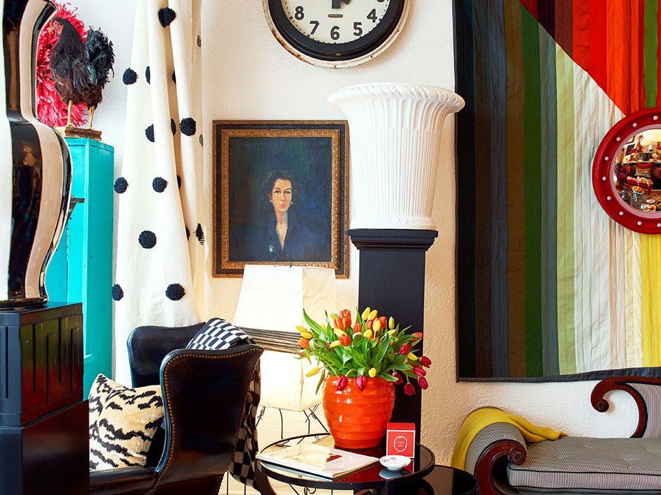 5 Designers Who Always Nail Maximalism Chairish Blog