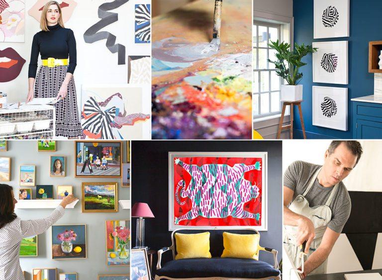 Meet The Chairish Print Shop Artists