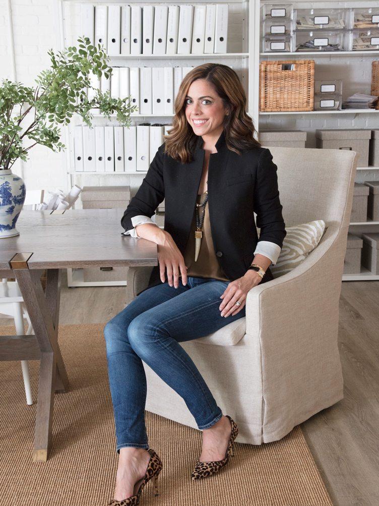 Interior Designer Erin Gates on Chairish.
