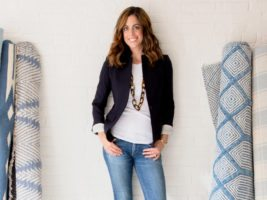 Erin Gates Talks Her Momeni Rug Collab
