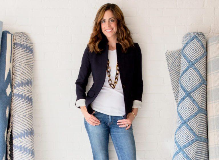 Erin Gates Talks Her Momeni Rug Collab