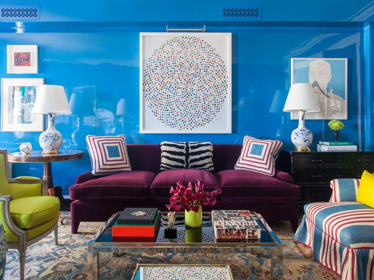 NYC Designer Nick Olsen Shares His Trade Secrets on paint with green, kitchen design with green, decorating with green, bedroom designs with green, bathroom themes with green, photography with green, living room with green, shower curtain with green, interior design with green,
