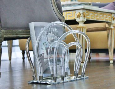 Why a Magazine Rack is a Decor Must