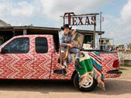 Michelle Nussbaumer Shops Round Top, Texas