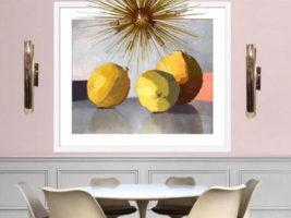 12 Stunning Ways to Hang Art, Via…YOU!