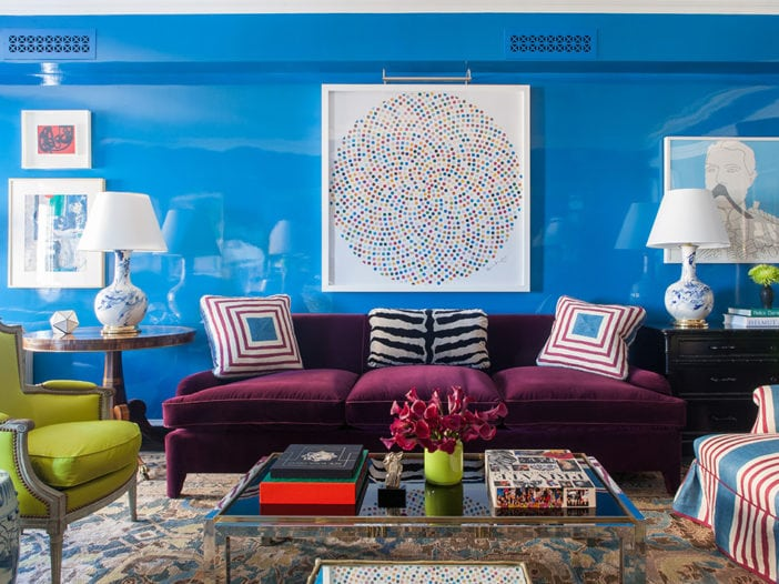 Designers Swear By These Blue Paint Colors