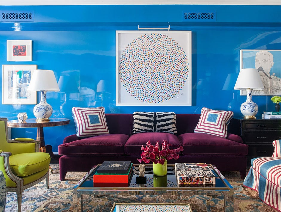 Cool The Best Blue Paint Colors According To Designers Download Free Architecture Designs Aeocymadebymaigaardcom