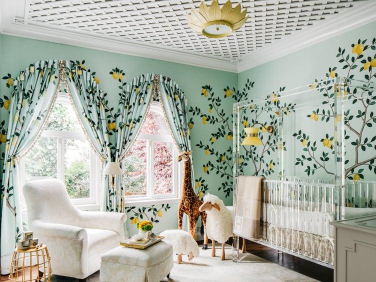 Lemondrop Lullaby Nursery