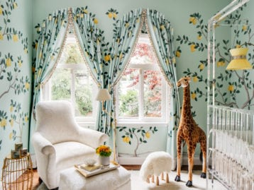 Chic Nursery Decorating Ideas