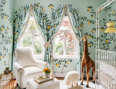 This Dreamy Nursery Is Too Chic For Words