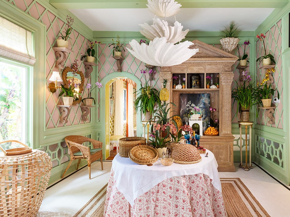 Designer Amanda Lindroth Breaks Down Palm Beach Decorating