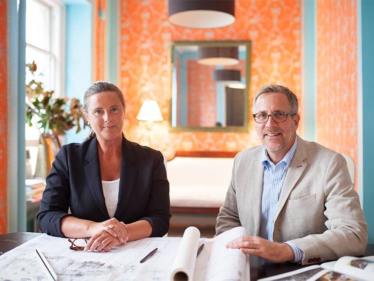 Interior Design Firm Brockschmidt and Coleman on Chairish