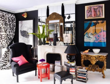 Tour A Designer's Chic and Petite NYC Home