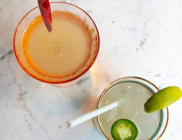 These Two Cocktails Are Total Crowd Pleasers